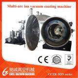 Cczk 3m 6m Edelstahl-Rohr-Gold, Rosegold, schwarzes PVD Vakuumbeschichtung-Gerät, Titannitrid-Beschichtung-Maschine