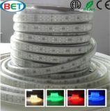 Betere RGB LEIDENE 100-240V 5050SMD van Shenzhen Strook 2 Jaar van de Garantie