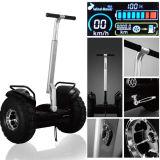 Scooter intelligent d'équilibre électrique de 2 roues