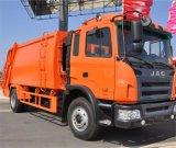 Camion d'élimination des déchets de nouveaux produits Camion compacteur à ordures JAC