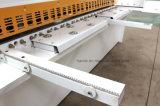 De Scherende Machine van de Machine van de Schommeling van de Schommeling Hycraulic Shear/CNC van de reeks QC12y
