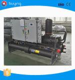 Spritzen-Maschinen-Gebrauch-Wasser-Schrauben-Kühler für Haustier-Flaschen-Zeile