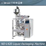 empaquetadora líquida de la fábrica de 100-1200ml ND-L420 para el jugo del paquete, petróleo, leche