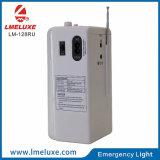 bewegliche nachladbare SMD LED FM Radio-USB-Notbeleuchtung