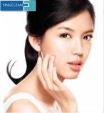 Enchimento cutâneo do ácido hialurónico para procedimentos cosméticos