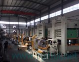 가정용 전기 제품 제조자에 있는 직선기 그리고 Uncoiler 도움