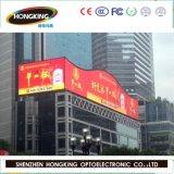 옥외 광고 전시를 위한 P8 국제적인 별 3 년 보장