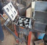 Niedrige Investitions-kleine manuelle Lehm-Ziegeleimaschine, Boden-Ziegeleimaschine Qts1-40
