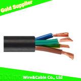 Kurbelgehäuse-Belüftung Insulation&Sheath elektrisches/elektrisches kupfernes flexibles Drahtseil
