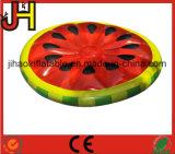 Aqua que flutua o Trampoline inflável gigante da melancia do parque inflável da água