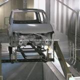 2015 Máquina de revestimento de pó novo / linha de pintura com pré-tratamento de pulverização