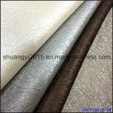 カバーおよびホーム装飾のための半PU家具製造販売業の革