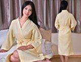 ホテル/Suna/部屋の女性のワッフルの浴衣/パジャマ