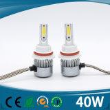 H4-H4 LED Scheinwerfer 40W, LED-Scheinwerfer 9006, LED-Scheinwerfer 9005