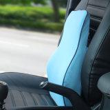 Amortiguador apropiado de la parte posterior de la espuma de la memoria del asiento de coche para el coche