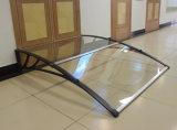 Neue Art-feste Polycarbonat-Markisen-Kabinendächer