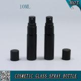 5ml 10ml 15ml Flesje van het Flessenglas van de Nevel van het Glas van de Steen van de Fles van het Parfum het Zwarte Gekleurde
