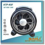 """12 """" energiesparend, beweglicher, ruhiger Kasten-Ventilator"""
