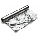 Крен алюминиевой фольги домочадца для упаковки еды