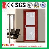 дверь Casement 1.4mm-2.0mm алюминиевая нутряная стеклянная
