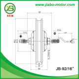 Jb-92-16 '' 350W 16 Inch Electric Bicycle E Motor Motocicleta Motor