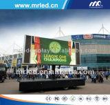 Mrled Intelligent& 에너지 절약 P6.4mm 옥외 풀 컬러 발광 다이오드 표시 스크린