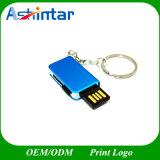 Movimentação colorida do flash do USB do metal da vara do USB do livro do USB Pendrive