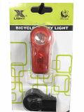 0.5 vatios LED rojo luz de la bicicleta (HLT-121)