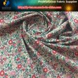 ポリエステルNano花粉を搭載する鈍い繭紬の印刷ファブリック、すべての印刷のジャケットファブリック