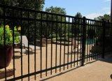 Klimapuder-überzogener freier Pflege-Garten-Zaun