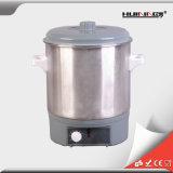 27Lワインおよび水を調理するための熱い販売のケイタリングの壷