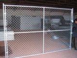 アメリカの一時チェーン・リンクの防御フェンスの熱い販売