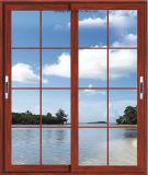 Resistência de alumínio Windows do tufão do indicador de deslizamento
