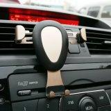 Sostenedor del teléfono de la gravedad del montaje del coche de la salida de aire de la gravedad del metal del bloqueo auto