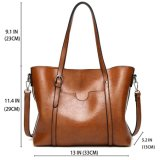 직업 여성 상단 손잡이 부대 Satchel 핸드백 끈달린 가방 어깨에 매는 가방