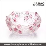Шар Rose цвета брызга натроизвестковый глубокий стеклянный (GB1615MG-1/PDS)
