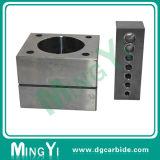 Buje de aluminio de la guía del sacador de la precisión de encargo de la maquinaria