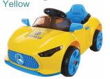 Carro elétrico do brinquedo plástico do bebê de 4 crianças da potência de bateria das rodas 12 V