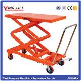 Camión hidráulico de mesa de elevación hidráulica Pedal