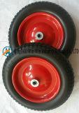 3.00-8/300-8 Rotella solida della gomma piuma dell'unità di elaborazione per il carrello dello strumento