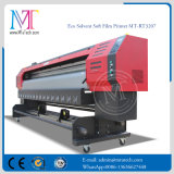 Duplo 4 cores Printer Eco Solvent com Dx5 DX7 cabeças de impressão