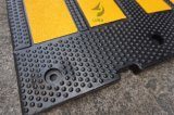 60cm Verkehrssicherheit-reflektierender Geschwindigkeits-Gummibuckel