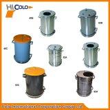 Manuelles Puder-Beschichtung-Spray-System mit verflüssigenzufuhrbehälter