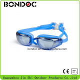 2016 Novos produtos Óculos de silicone Óculos de natação multicoloridos