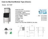 De Machines van de Buis van het ijs dobbelen de Maker van het Ijs met de Productie van het Ijs 700lb