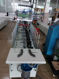 O PVC decorativo do indicador ou da porta cobriu a máquina de envolvimento Certificated TUV do Woodworking
