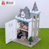 Especialização na produção de casa de boneca de madeira do brinquedo