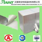 La fibra de vidrio reforzó la cinta del papel de aluminio
