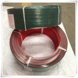 Cinghia eccellente a forma di V della pinsa dell'unità di elaborazione della cinghia ondulata con la superficie superiore del PVC di verde