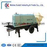40m3 / H Bomba eléctrica de hormigón de remolque (HBT40E-1407)